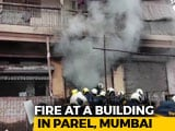 Video : Fire Breaks Out In Mumbai's Parel Near Premier Cinema