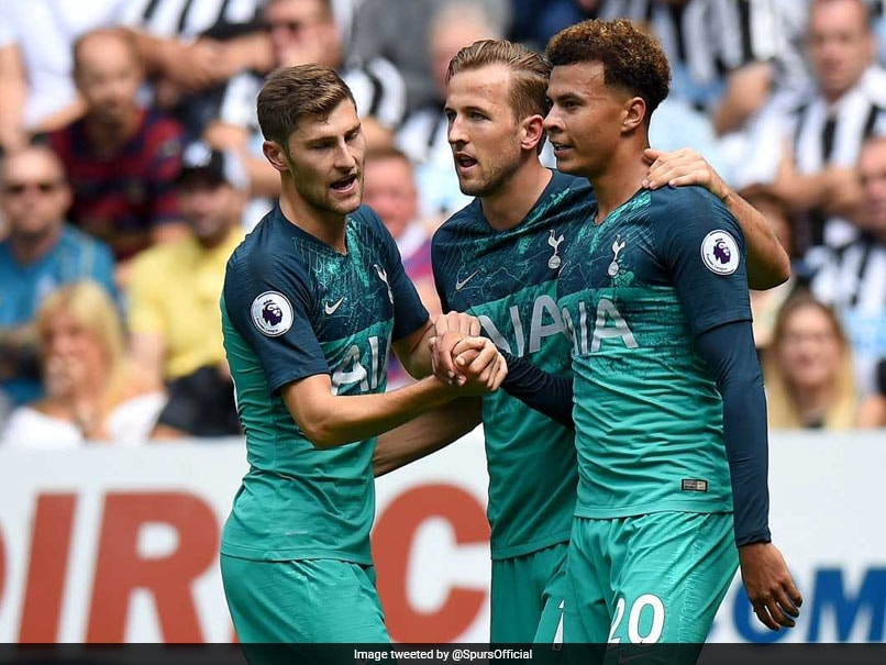 Premier League: Dele Alli Header Helps Tottenham Sink Newcastle United