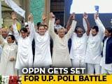 Video : Congress, Samajwadi, Mayawati And Ajit Singh Reach Mega UP Deal: Sources
