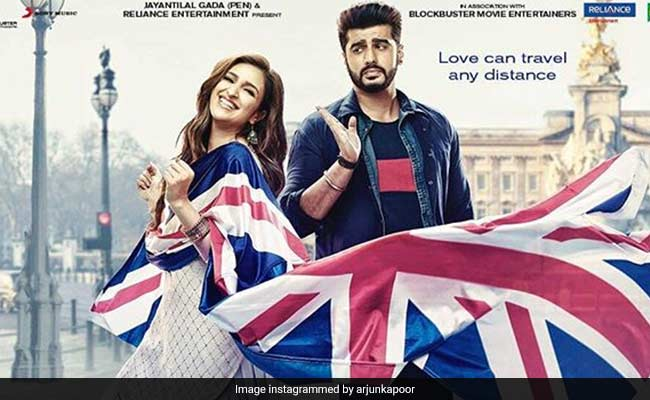 Namaste England: Arjun Kapoor And Parineeti Chopra Unveil First Posters