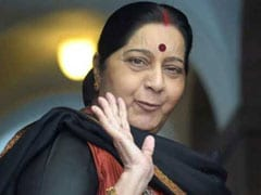 Sushma Swaraj Says Won't Contest Elections Due To Health Reasons