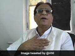 सपा नेता पार्टी क्यों छोड़ रहे? NDTV के सवाल पर आजम खान ने कहा- मुझे क्यों फंसा रहे