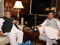Centre Wants New J&K Governor To Focus On Political Outreach: Sources
