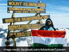 Telangana Teen Scales Mt Kilimanjaro, Has A Special Message