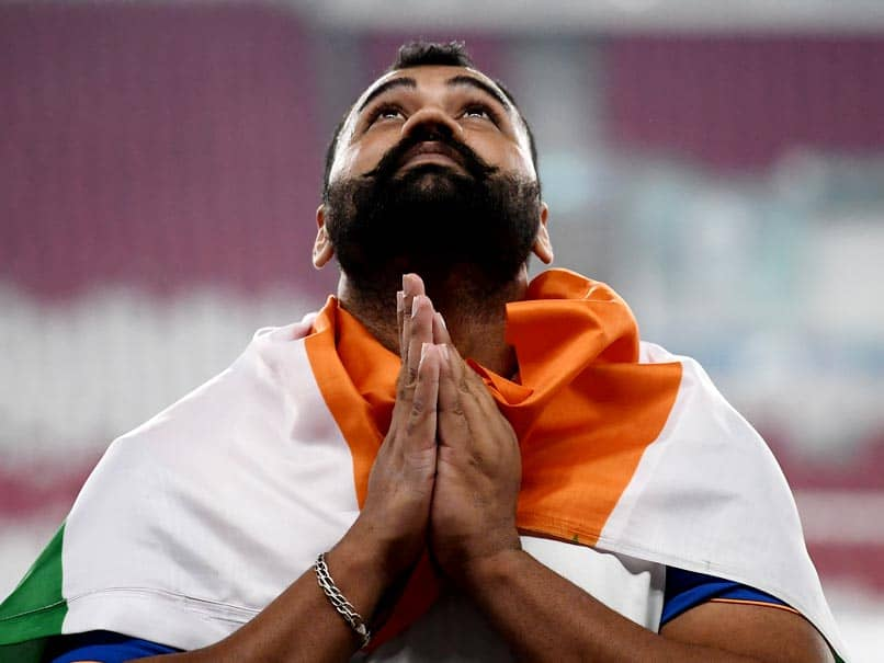 Asian Games Gold Medallist Tejinder Pal Singh Reaches Home To News Of Fathers Death
