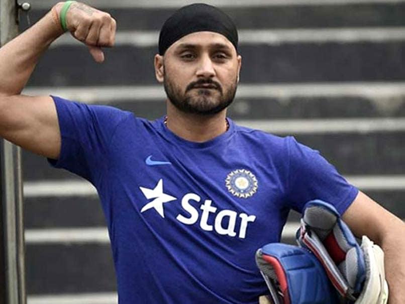 Fans slam Harbhajan Singh for distasteful tweet against West Indies team