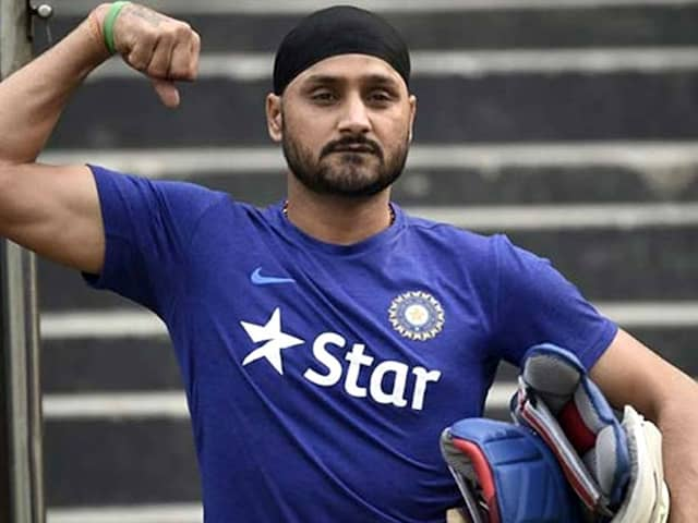 Fans slam Harbhajan Singh for distasteful tweet against West Indies team