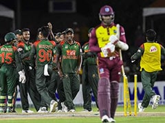 Bangladesh Seal T20I Series With 19-Run Victory Over West Indies