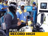 Video: Petrol, Diesel Prices Hit Record Levels, Rates Rise For Tenth Straight Day