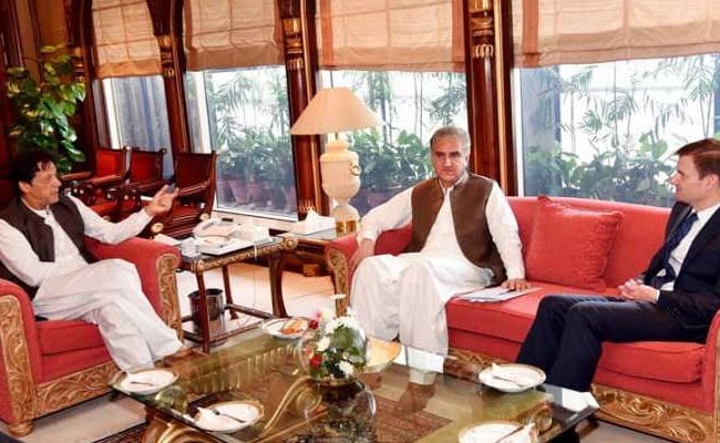 पाकिस्तान का अमेरिका पर पलटवार, '30 करोड़ डॉलर सहायता राशि नहीं बल्कि हमारा ही पैसा'