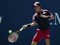 Former Finalist Kei Nishikori Reaches US Open Quarter-Finals