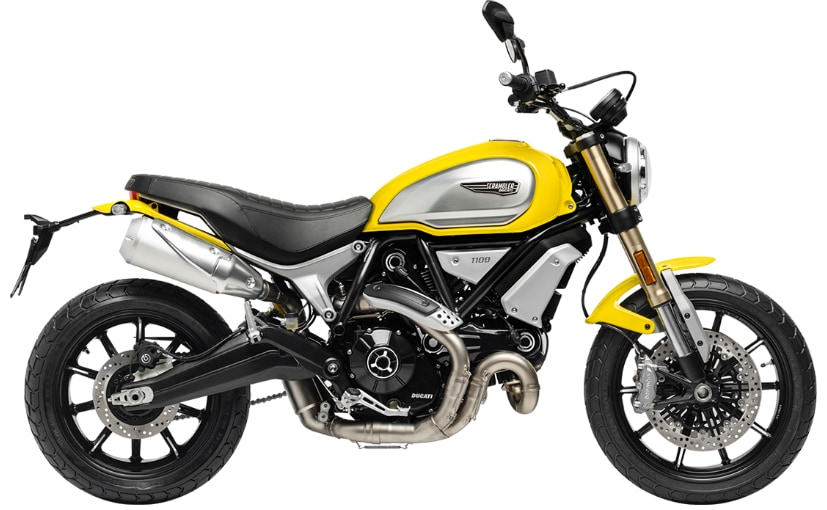 Ducati Scrambler 1100 Launched In India Priced At Rs 10 91 Lakh