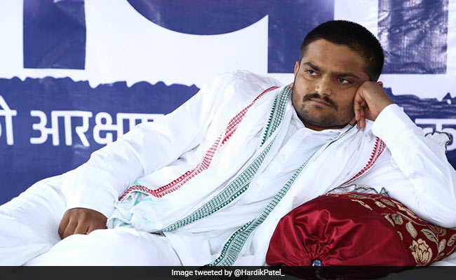 If Marathas Can Get Reservation, Why Not Patidars, Asks Hardik Patel