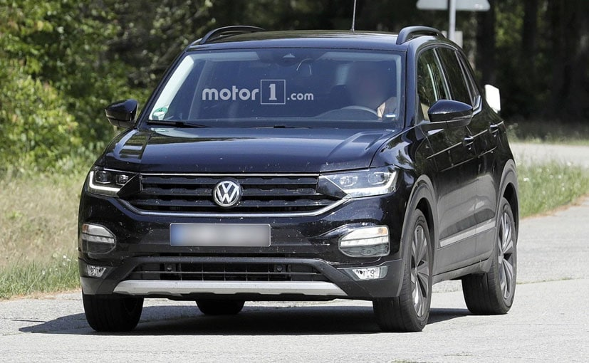 The Volkswagen T-Cross was first showcased as a design study in 2016