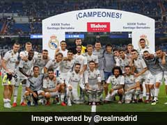 Real Madrid Beat AC Milan 3-1 To Lift Santiago Bernabeu Trophy