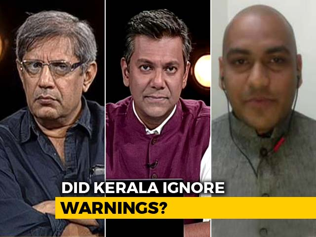 Video: Kerala Floods: A Man-Made Disaster?