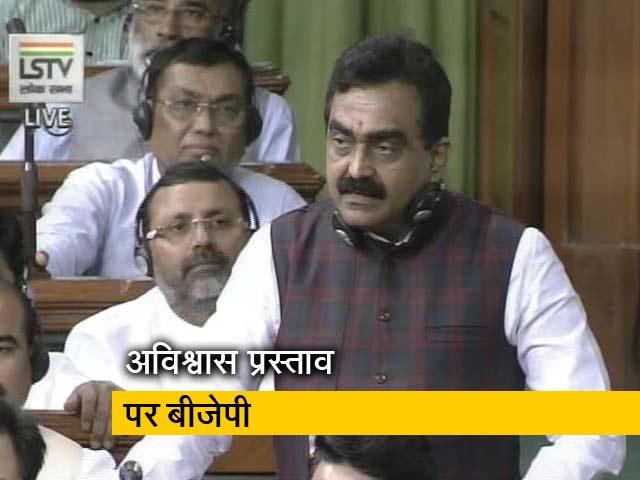 Videos : कांग्रेस ने स्कैम्स की राजनीति की, हमने स्कीम्स का सुशासन दिया: BJP सांसद राकेश सिंह