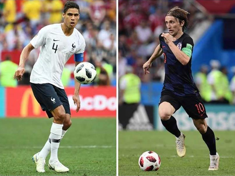 FIFA World Cup 2018, France vs Croatia Final: When And Where To Watch
