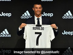 "I'm ""Not Like Others"" Says Cristiano Ronaldo At Juventus Unveiling"