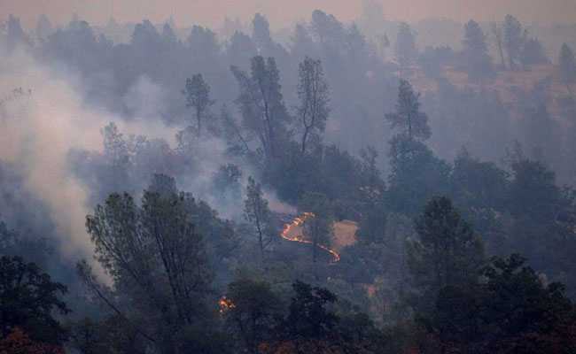 Five die as relentless Northern California Carr Fire spreads in all directions