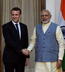 'We Stand Ready To Provide Support': Macron To India Amid Covid Surge