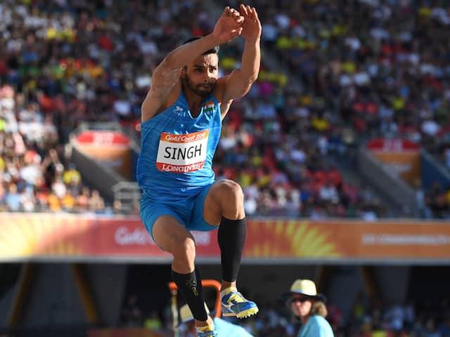 Asian Games 2018: Arpinder Singh Wins Gold In Mens Triple Jump