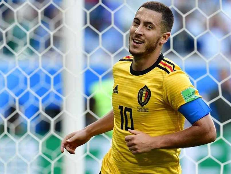 BEL vs ENG: Belgium vs England third place match, Loser match 61 vs Loser match 62, St Petersburg, Fifa world cup 2018