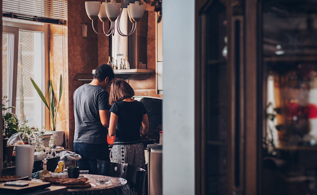 Relationship Hacks That'll Help If You've Moved In With Your
