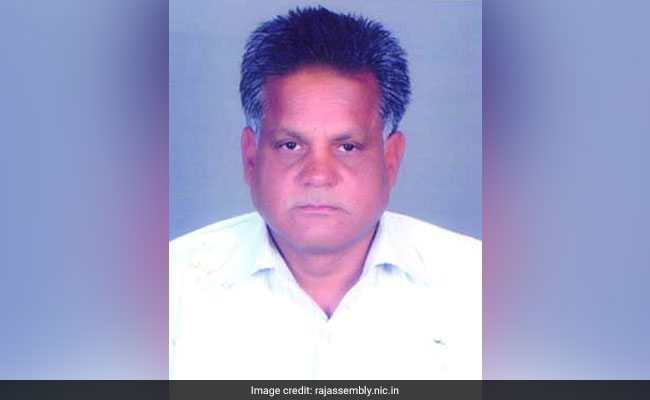 Rajasthan Lawmaker Uses Turban To Save Man From Being Washed Away