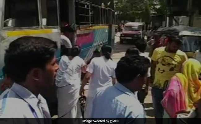 No Ambulance, Woman Gives Birth Allegedly In Moving Bus In Madhya Pradesh