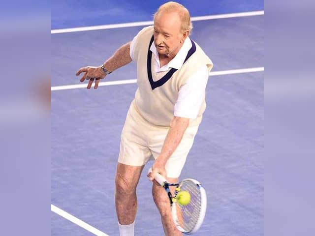 Rod Laver Leads Australia Greats In Davis Cup Reform Fight