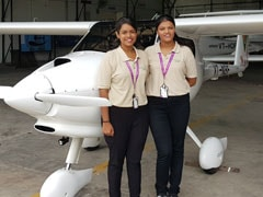 Two Indian Women Aim To Fly The World In 90 Days In Their Tiny Plane