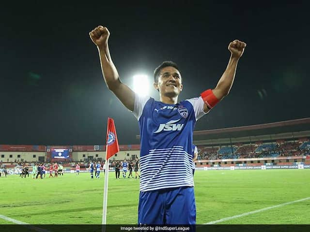 Sunil Chhetri Extends Bengaluru FC Contract
