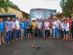 33 Headed For Picnic Die As Bus Falls 500-Feet Off Mumbai-Goa Highway