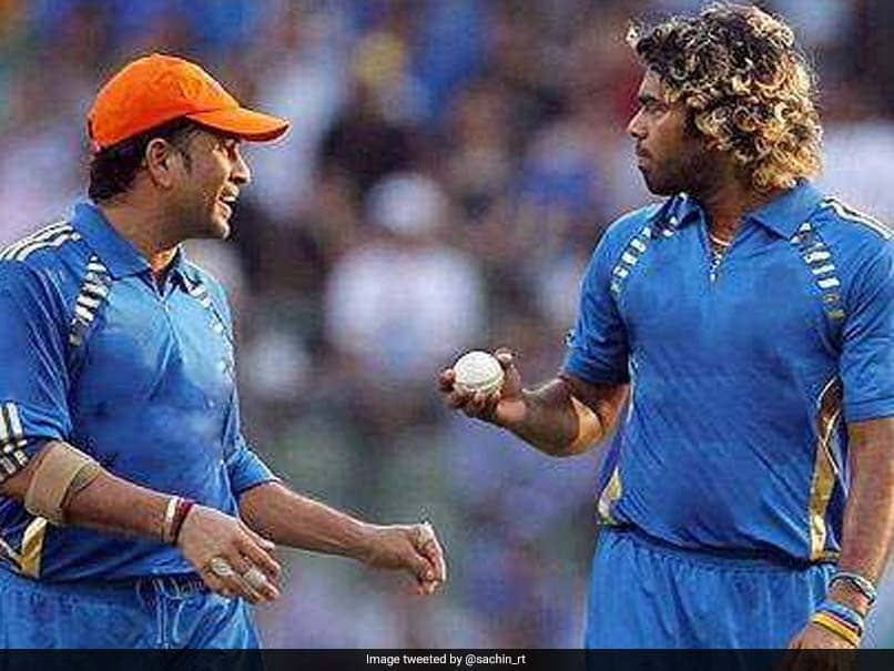 Baal Ko Nahin, Ball Ko Dekho: Sachin Tendulkars Witty Birthday Wish For Lasith Malinga