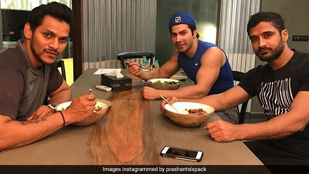 6 Workout And Weight Loss Diet Tips From Bollywood's Favourite Fitness Trainer Prashant Sawant