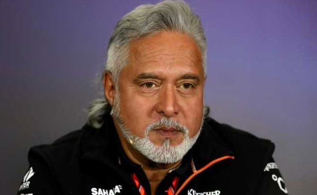 Vijay Mallya 'Devastated' To Have Lost Control Of F1 Team, Says Aide