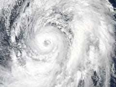 """Very Strong"" Typhoon Jebi On Course For Japan Landfall"