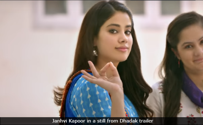Janhvi Kapoor Was Asked If Dhadak Helped Remove The Star Kid Tag: 'One Film Isn't Enough'