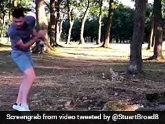 गोल्फ खेलते वक्त इंग्लैंड के तेज गेंदबाज के साथ हुआ हादसा, देखें VIRAL VIDEO