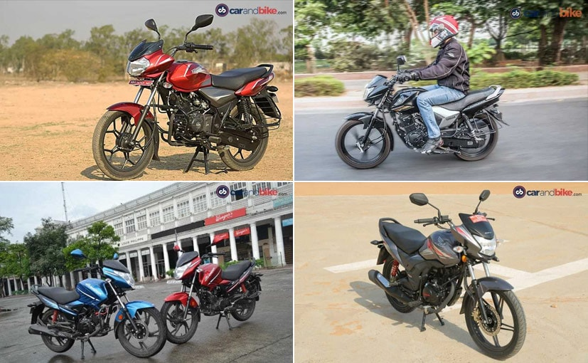 5 Best 125 cc Bikes in India - NDTV CarAndBike