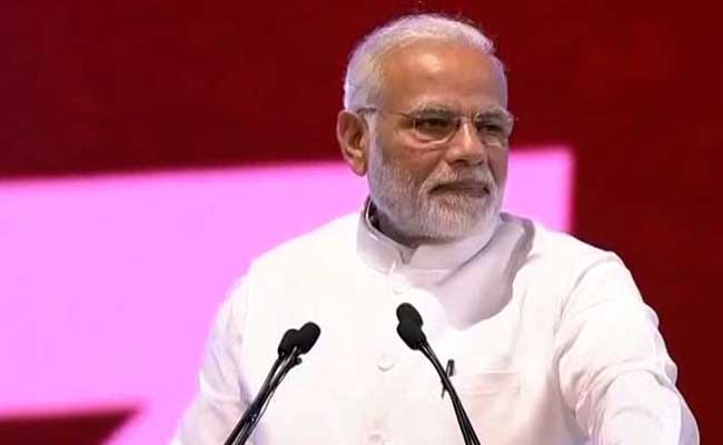 PM Modi Awarded Seoul Peace Prize For Growth Through 'Modinomics'