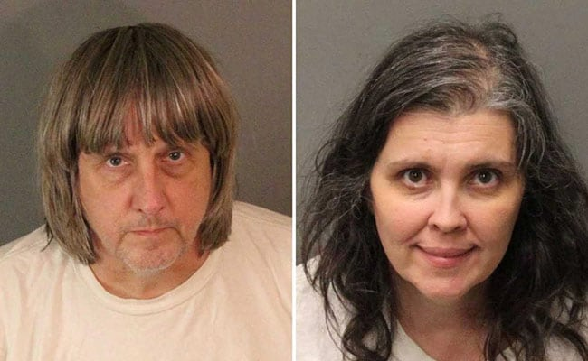 California Couple Who 'Chained' Their 13 Kids In Dark Room, Denies Charge