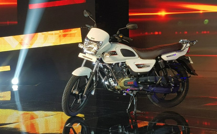 TVS Radeon Launch Highlights: Images, Prices, Features, Specifications