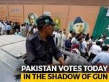 Video : Jailed Nawaz Sharif vs Imran Khan In Historic Pak Vote Today