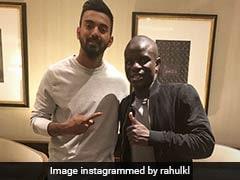 KL Rahul Meets N