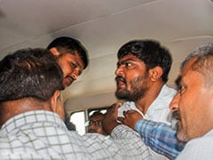 Tension In Surat After Arrest Of Hardik Patel's Aide In Sedition Case
