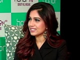 Video: Bhumi Pednekar on Cell Guru