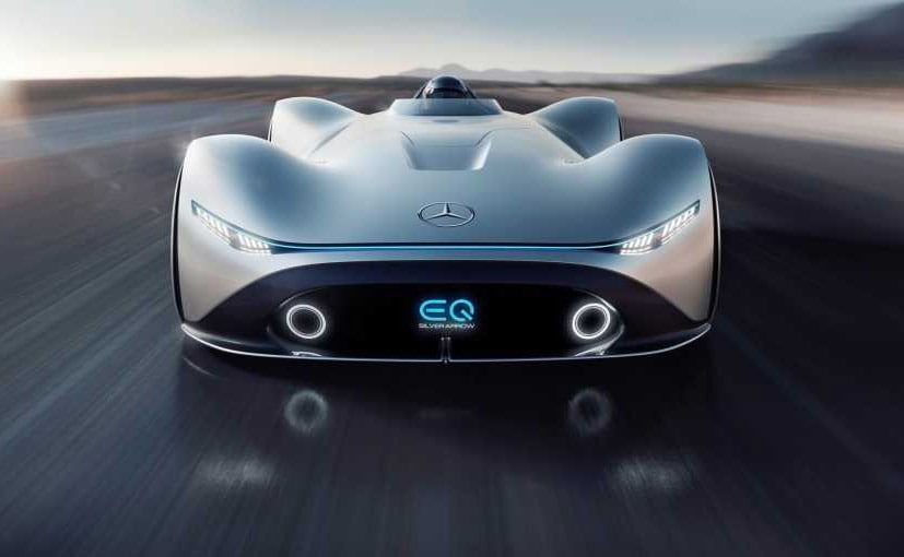 Mercedes envisions electric future with 1930s-inspired concept