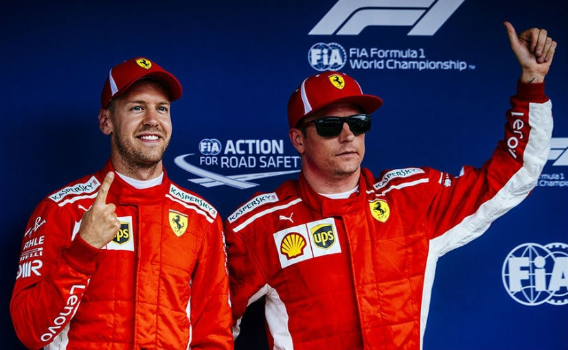 F1: Sebastian Vettel On Pole In German Grand Prix, Lewis Hamilton's Mercedes Breaks Down